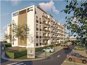 Apartament cu 3 camere in Ansamblul Rezidential Balanta