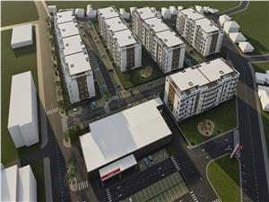 Apartament 3 camere, Balanta Residence Sibiu (Etaj Tip 3)