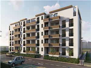 Apartament 3 camere, Tip 2, Penthouse, Balanta Residence Sibiu