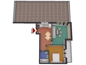 Apartament 2 camere de vanzare in zona Turnisor
