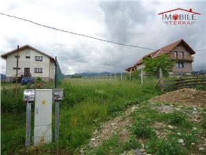 Loc de casa 800 mp in Orlat Sibiu