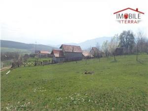 Teren cu panorama deosebita la Tocile Sibiu