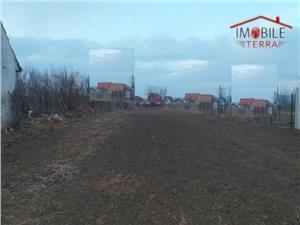Teren de vanzare in Selimbar  zona  Unirii