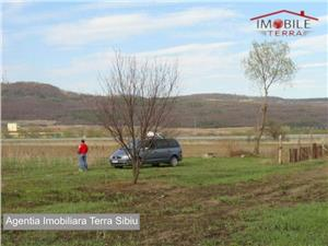 Teren industrial 10000 mp, de vanzare in zona industriala est Sibiu
