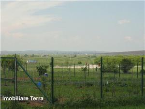 Teren intravilan 2500 mp, de vanzare in zona calea Surii Mici - Sibiu