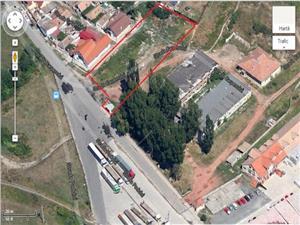 Teren intravilan constructii Sibiu(Gusterita)