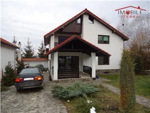 Vila de vanzare in Tocile Sibiu